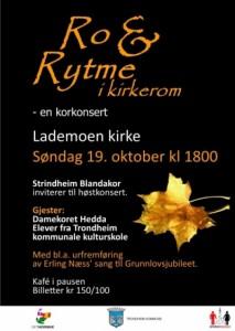 Ro og rytme i kirkerom @ Lademoen Kirke | Trondheim | Sør-Trøndelag | Norge